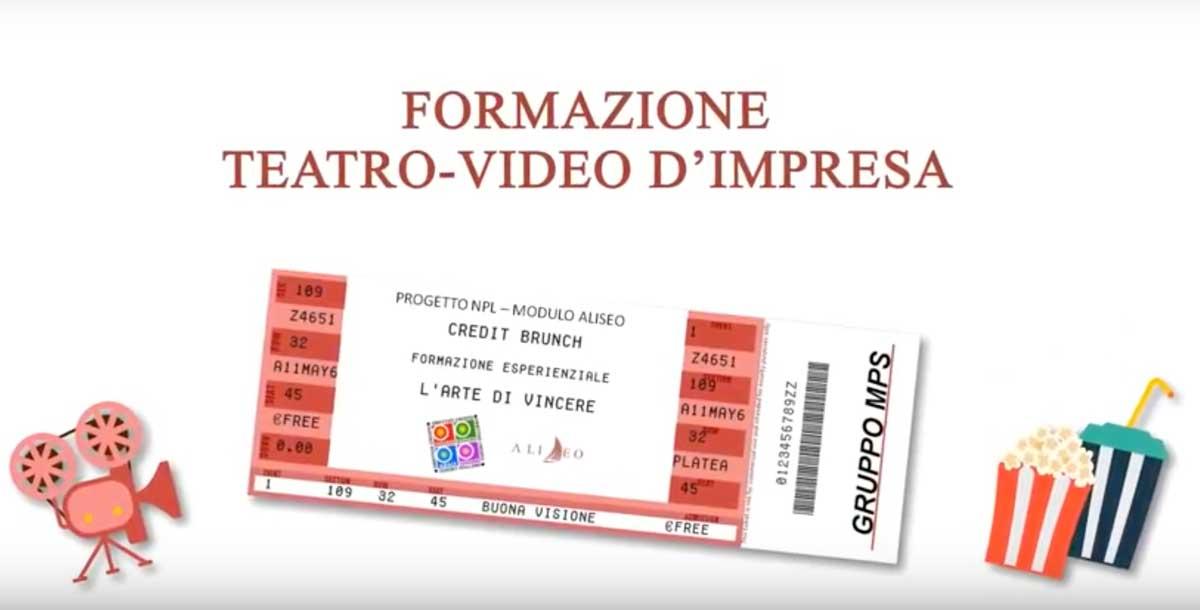 Formazione Video Teatro D'Impresa